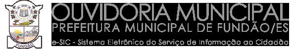 OUVIDORIA - PREFEITURA MUNICIPAL DE FUNDÃO/ES